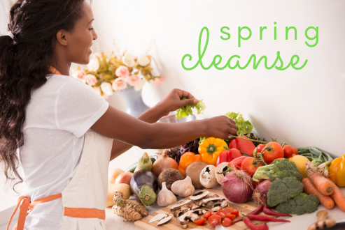 spring cleanse 2